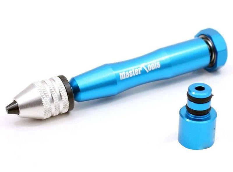 Micro furadeira de mão - High Quality - Master Tools 09961  - BLIMPS COMÉRCIO ELETRÔNICO