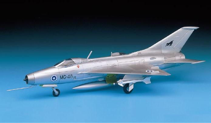 MiG-21 Fishbed - 1/72 - Academy 12442  - BLIMPS COMÉRCIO ELETRÔNICO