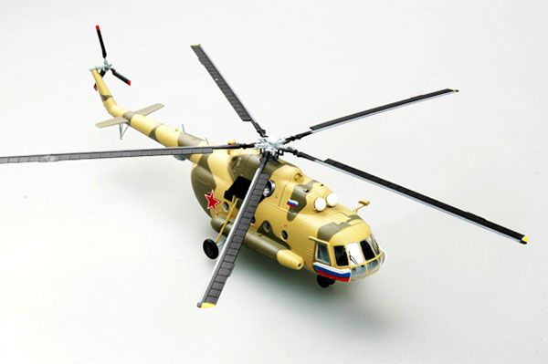 Mil Mi-17 Hip-H - 1/72 - Easy Model 37045  - BLIMPS COMÉRCIO ELETRÔNICO