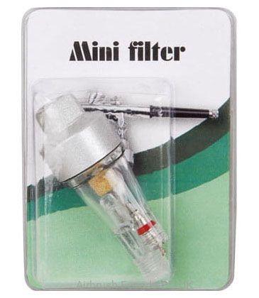 Mini Filtro para aerógrafo - Fengda BD-12  - BLIMPS COMÉRCIO ELETRÔNICO
