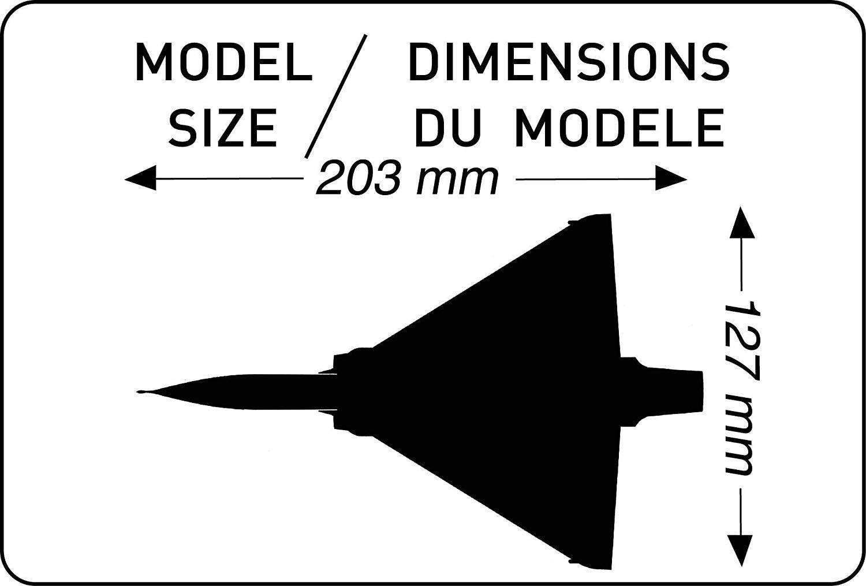 Mirage 2000C - 1/72 - Heller 80303  - BLIMPS COMÉRCIO ELETRÔNICO