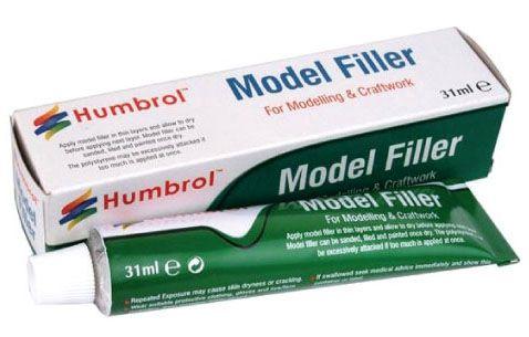 Model Filler (massa putty) - Humbrol 3016  - BLIMPS COMÉRCIO ELETRÔNICO