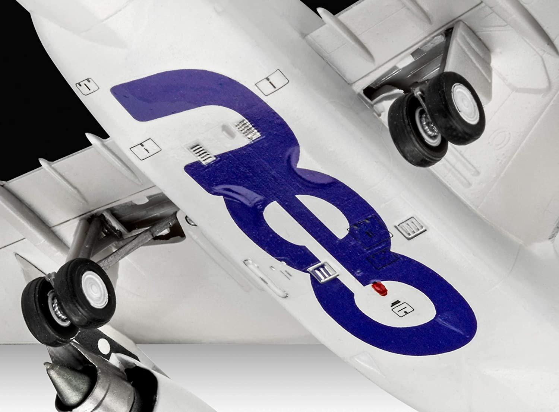 Model-Set Airbus A321neo - 1/144 - Revell 64952  - BLIMPS COMÉRCIO ELETRÔNICO
