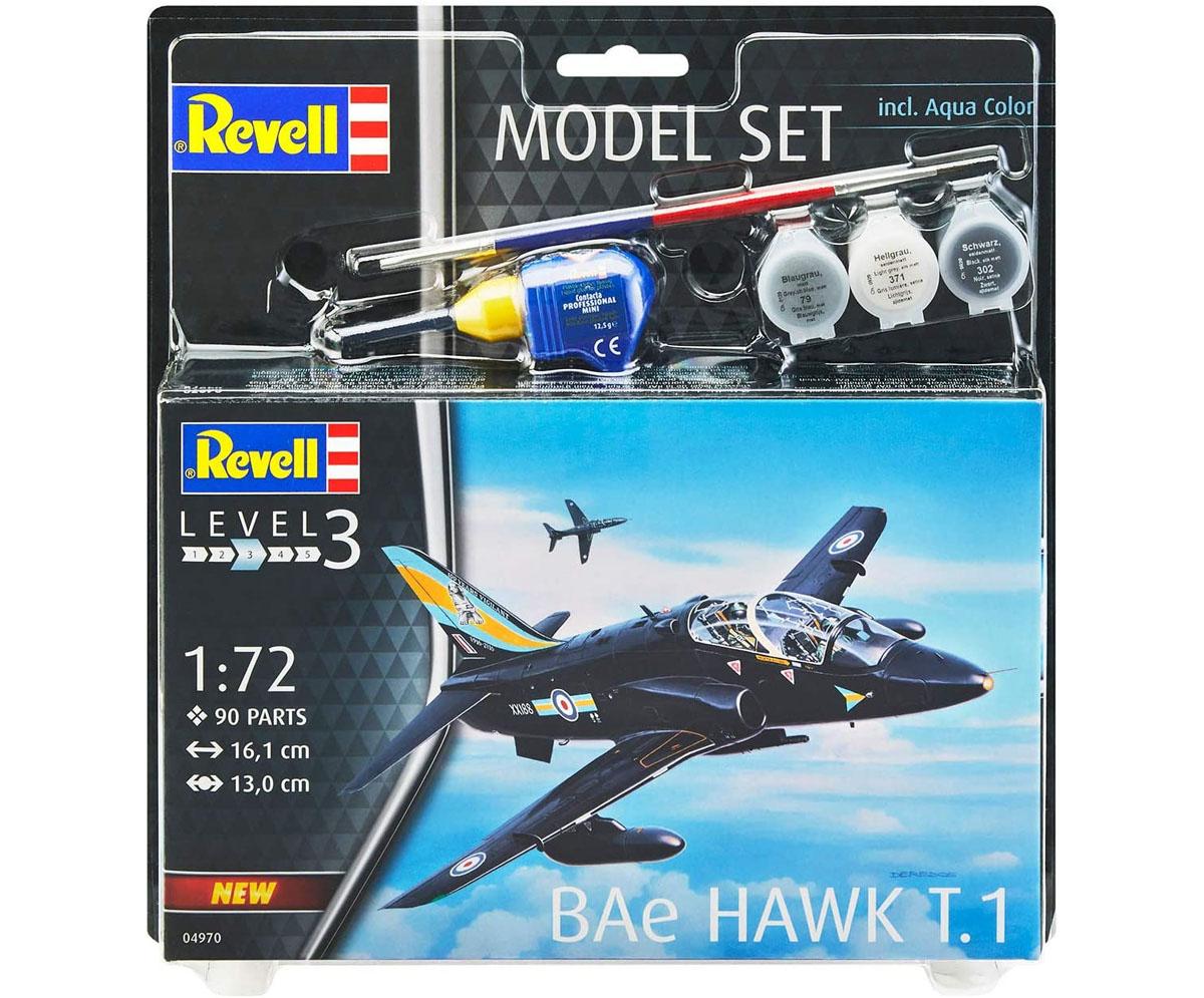 Model Set BAe Hawk T.1 - 1/72 - Revell 64970  - BLIMPS COMÉRCIO ELETRÔNICO