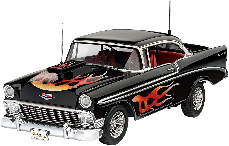 Model Set Chevy 1956 Custom - 1/24 - Revell 67663  - BLIMPS COMÉRCIO ELETRÔNICO
