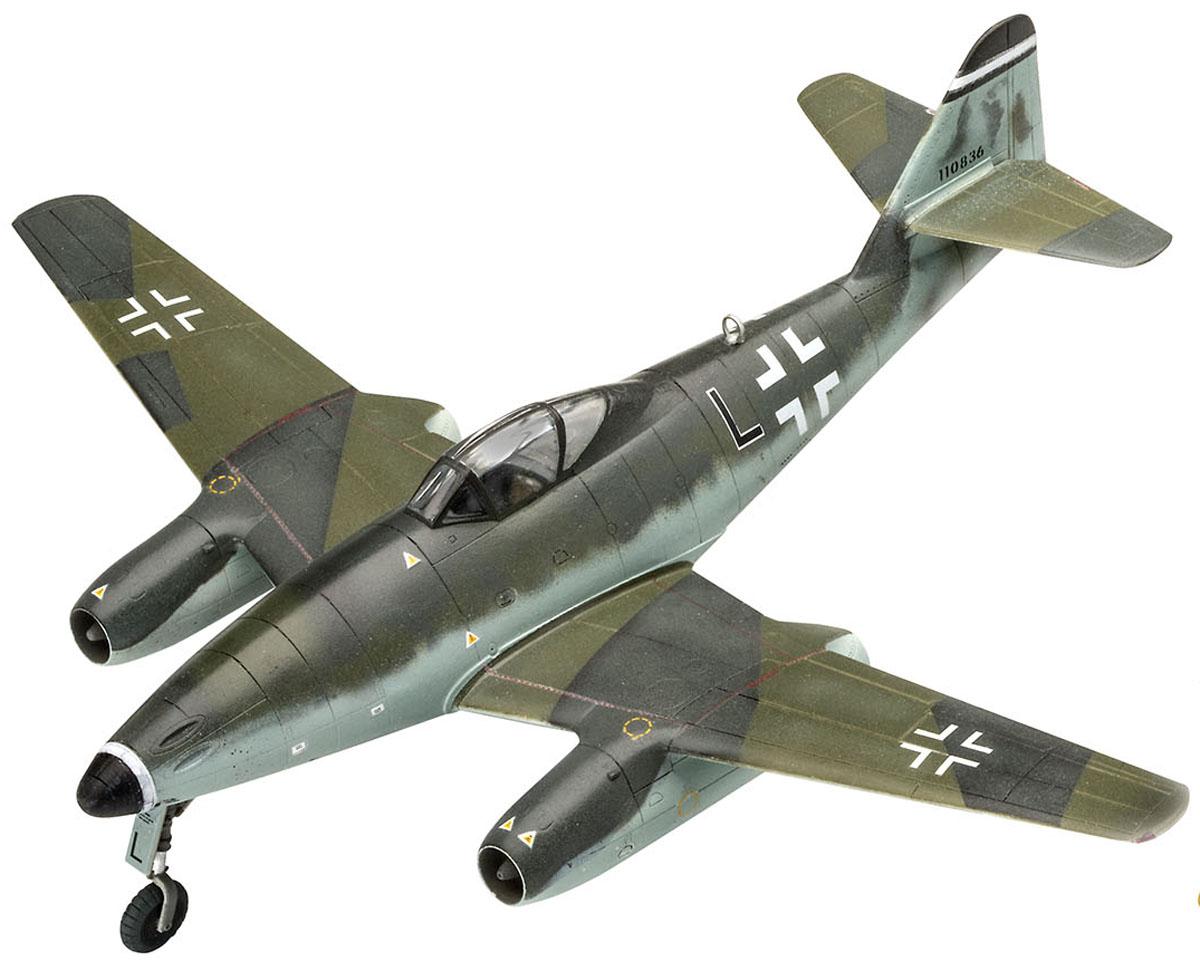 Model Set Combat Set Me262 & P-51B - 1/72 - Revell 63711  - BLIMPS COMÉRCIO ELETRÔNICO