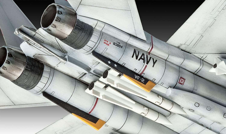 Model-Set F-14D Super Tomcat - 1/100 - Revell 63950  - BLIMPS COMÉRCIO ELETRÔNICO