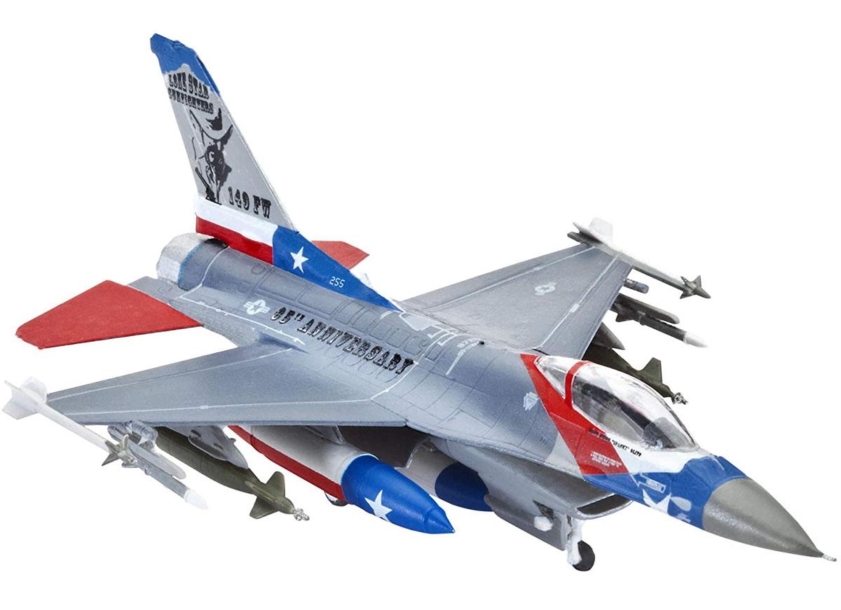 Model-Set F-16C Fighting Falcon - 1/144 - Revell 63992  - BLIMPS COMÉRCIO ELETRÔNICO