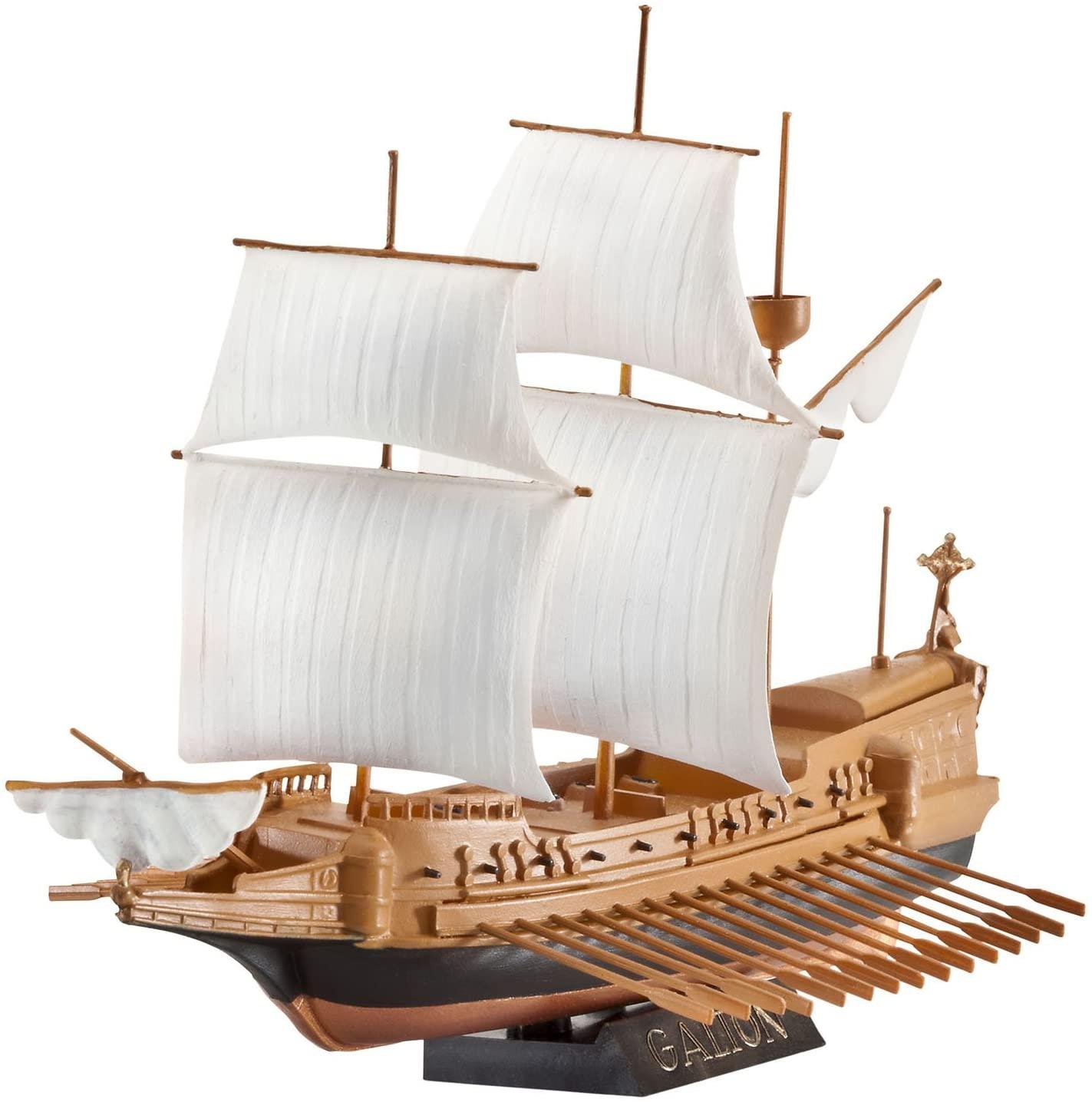 Model-Set Galeão Espanhol - 1/450 - Revell 65899  - BLIMPS COMÉRCIO ELETRÔNICO