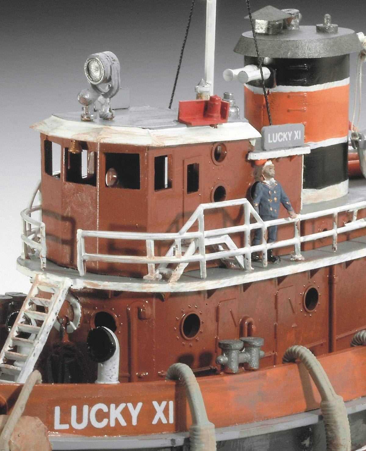 Model Set Harbour Tug Boat (Rebocador) - 1/108 - Revell 65207  - BLIMPS COMÉRCIO ELETRÔNICO
