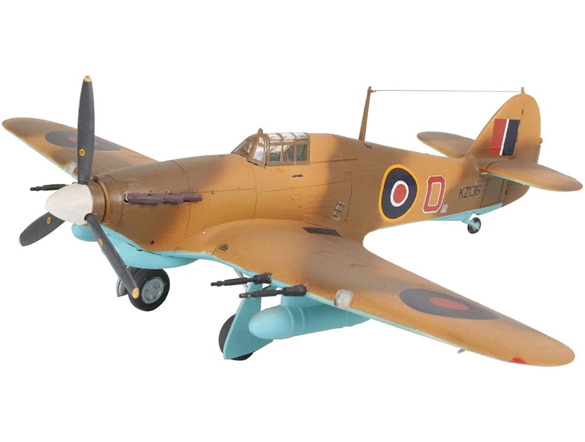 Model-Set Hawker Hurricane Mk.IIC - 1/72 - Revell 64144  - BLIMPS COMÉRCIO ELETRÔNICO