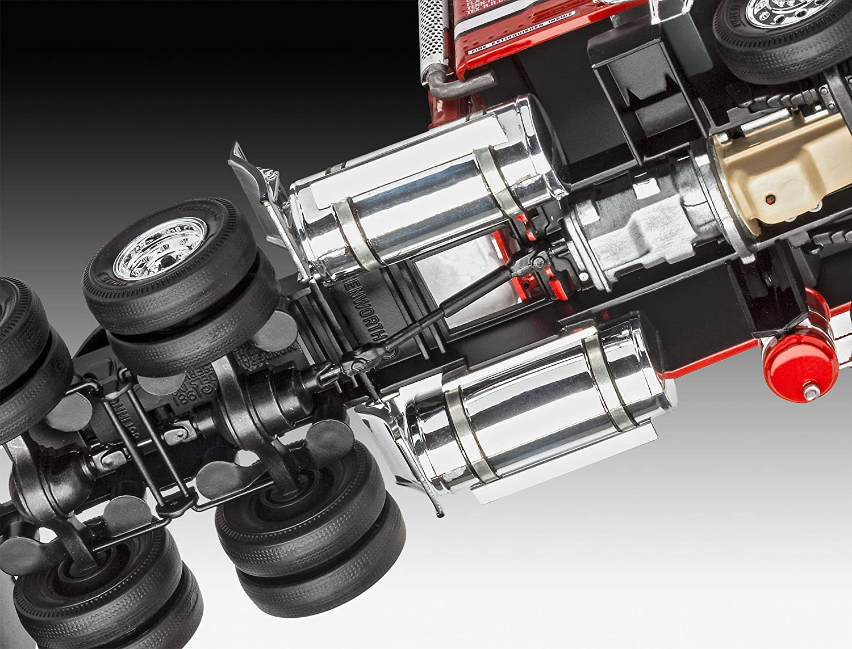 Model Set Kenworth Aerodyne - 1/32 - Revell 67671  - BLIMPS COMÉRCIO ELETRÔNICO