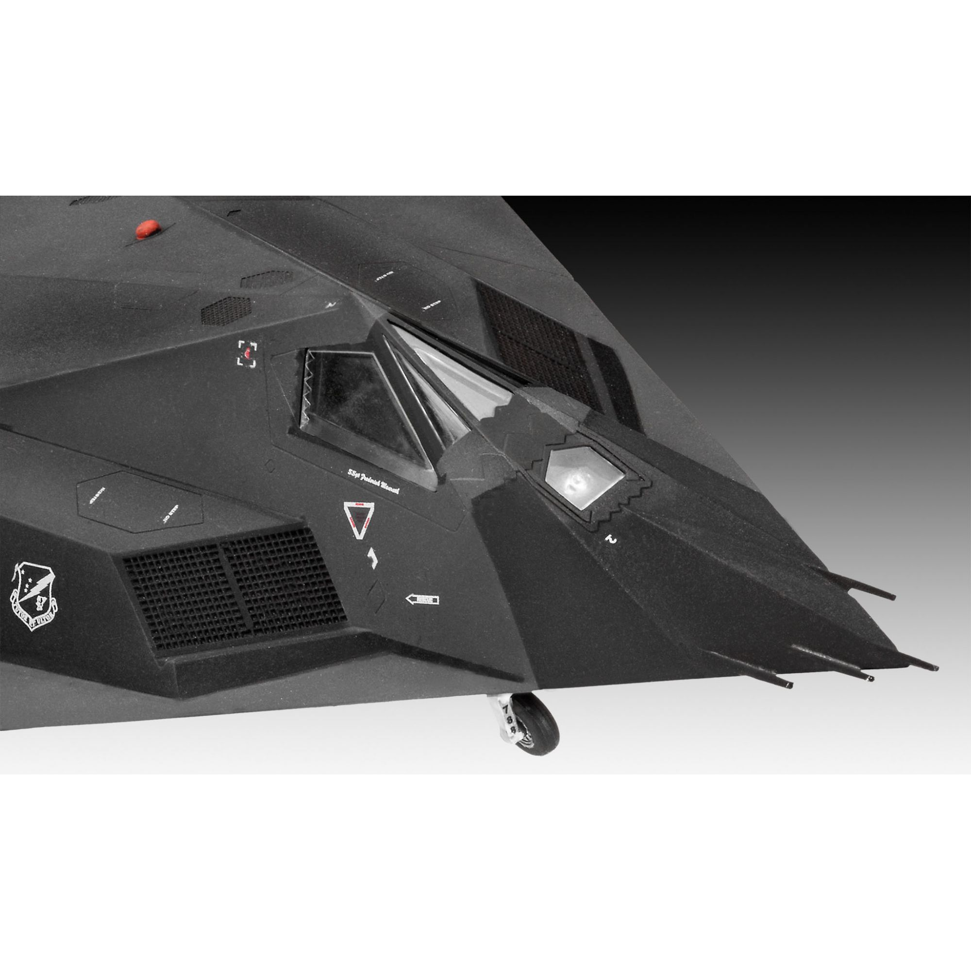 Model Set Lockheed Martin F-117A Nighthawk - 1/72 - Revell 63899  - BLIMPS COMÉRCIO ELETRÔNICO