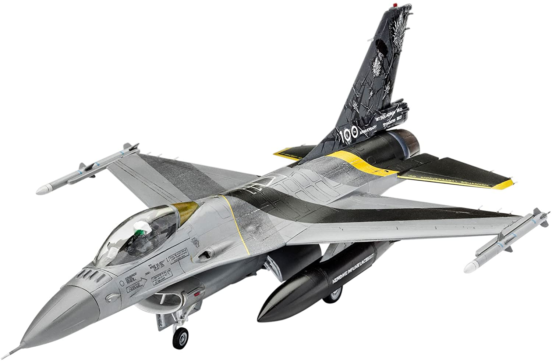 Model Set Lockheed Martin F-16 MLU - 1/72 - Revell 63905  - BLIMPS COMÉRCIO ELETRÔNICO
