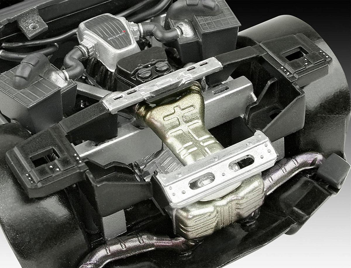 Model Set McLaren 570S - 1/24 - Revell 67051  - BLIMPS COMÉRCIO ELETRÔNICO
