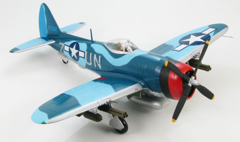 Model-Set P-47M Thunderbolt - 1/72 - Revell 63984  - BLIMPS COMÉRCIO ELETRÔNICO