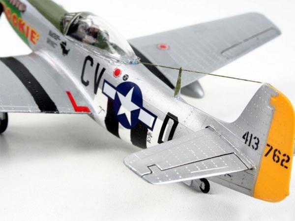 Model-Set P-51D Mustang - 1/72 - Revell 64148  - BLIMPS COMÉRCIO ELETRÔNICO