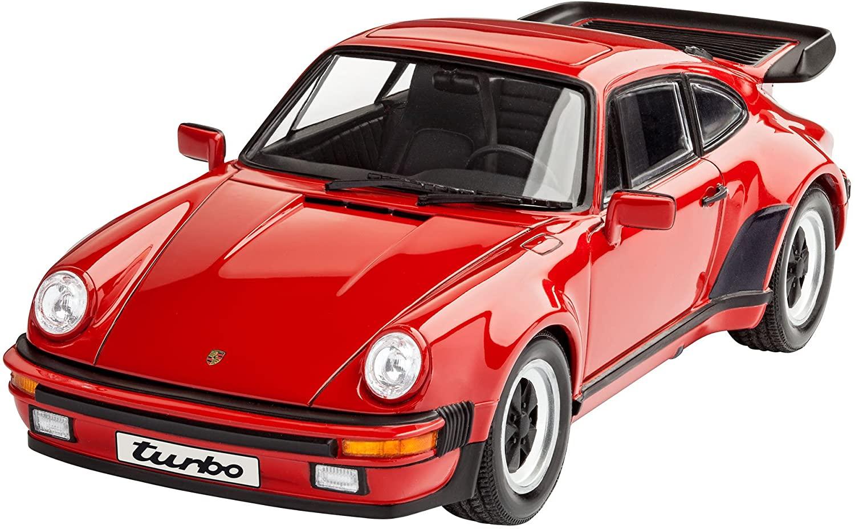 Model-Set Porsche 911 Turbo - 1/24 - Revell 67179  - BLIMPS COMÉRCIO ELETRÔNICO