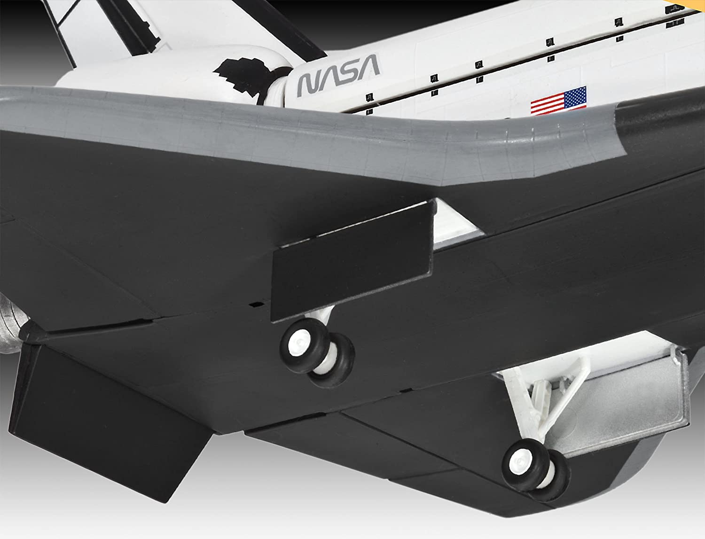 Model-Set Space Shuttle Atlantis - 1/144 - Revell 64544  - BLIMPS COMÉRCIO ELETRÔNICO
