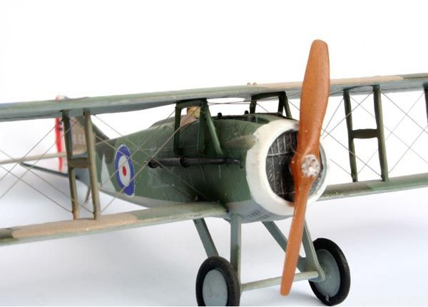 Model-Set Spad XIII C-1 - 1/72 - Revell 64192  - BLIMPS COMÉRCIO ELETRÔNICO