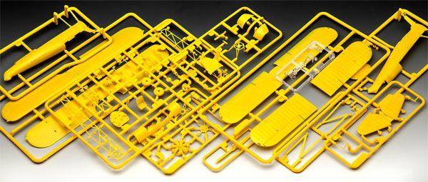 Model Set Stearman PT-17 Kaydet - 1/48 - Revell 63957  - BLIMPS COMÉRCIO ELETRÔNICO