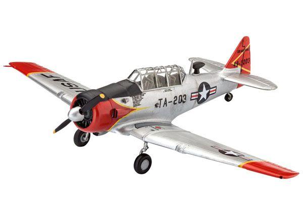 Model Set T-6G Texan - 1/72 - Revell 63924  - BLIMPS COMÉRCIO ELETRÔNICO