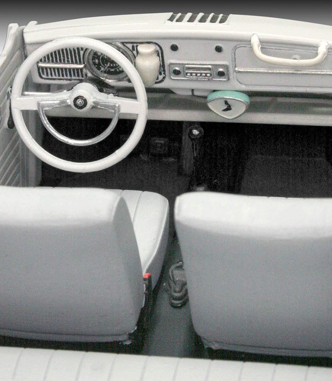 Model-Set Volkswagen Fusca Beetle Limousine 1968 - 1/24 - Revell 67083  - BLIMPS COMÉRCIO ELETRÔNICO