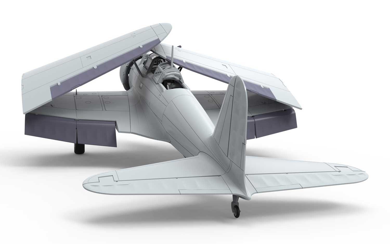 """Nakajima B5N1 """"Kate"""" - 1/72 - Airfix A04060  - BLIMPS COMÉRCIO ELETRÔNICO"""