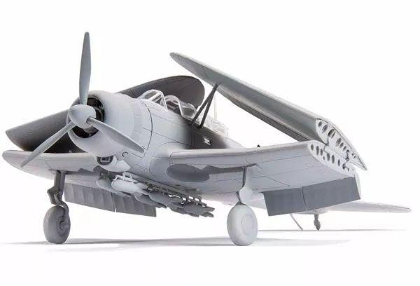 """Nakajima B5N2 """"Kate"""" - 1/72 - Airfix A04058  - BLIMPS COMÉRCIO ELETRÔNICO"""