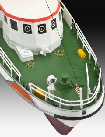 Navio de Busca e Salvamento Berlin - 1/72 - Revell 05211  - BLIMPS COMÉRCIO ELETRÔNICO