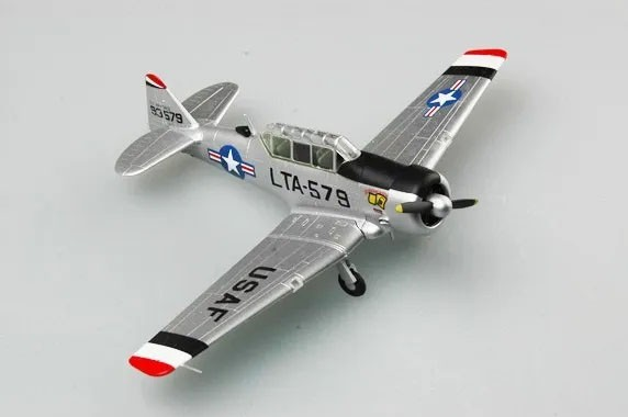 North American LT-6G - 1/72 - Easy Model 36319  - BLIMPS COMÉRCIO ELETRÔNICO