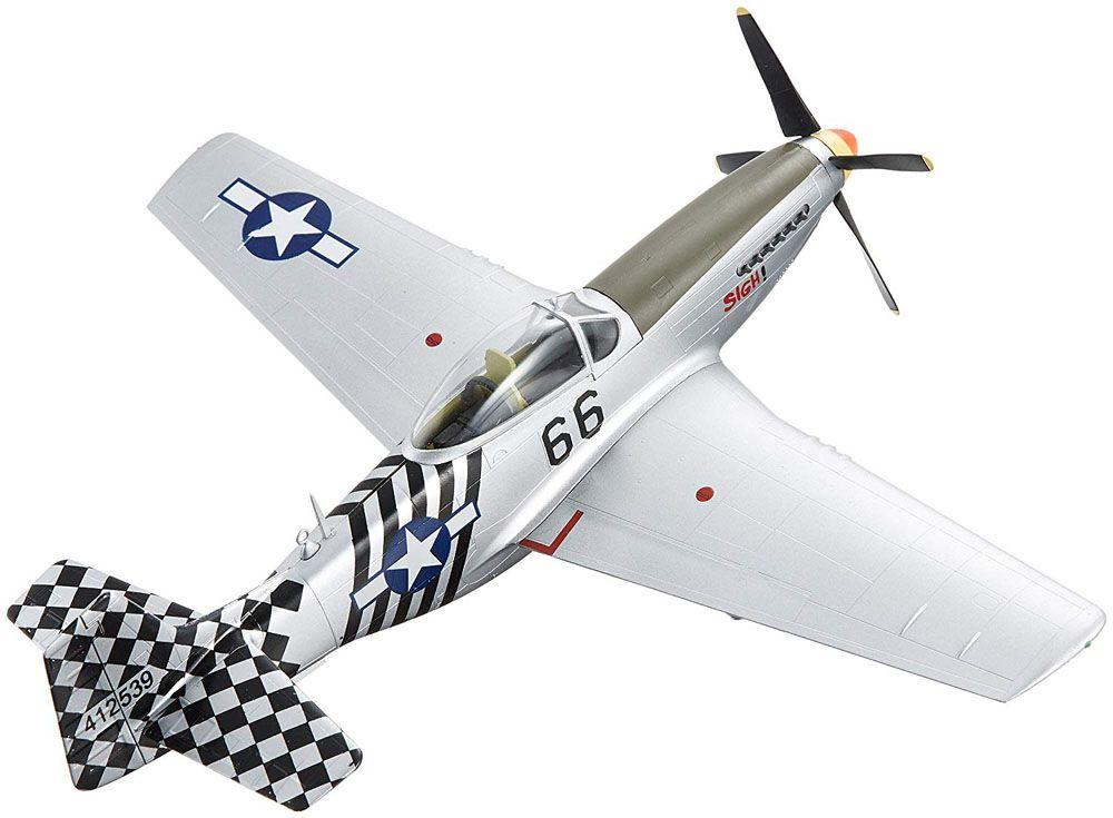 North American P-51D Mustang - 1/48 - Easy Model 39305  - BLIMPS COMÉRCIO ELETRÔNICO