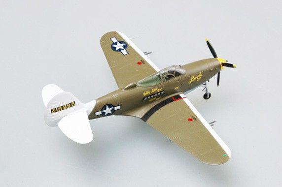 P-39Q - 1/72 - Easy Model 36320  - BLIMPS COMÉRCIO ELETRÔNICO