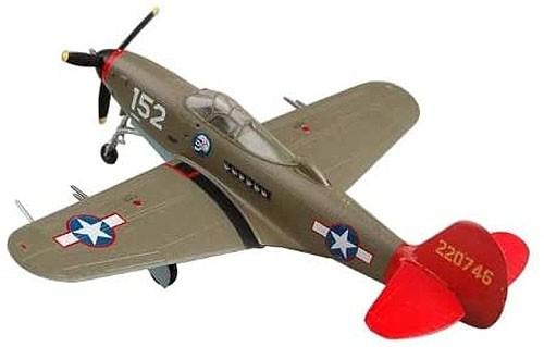 P-39Q Airacobra - 1/72 - Easy Model 39203  - BLIMPS COMÉRCIO ELETRÔNICO