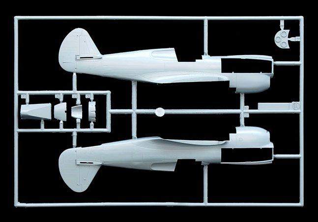 P-40E/K - 1/48 - Italeri 2795 com decalques FAB  - BLIMPS COMÉRCIO ELETRÔNICO