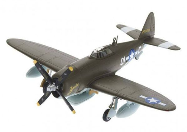 P-47D-20RE Razorback - 1/72 - Easy Model 36420  - BLIMPS COMÉRCIO ELETRÔNICO