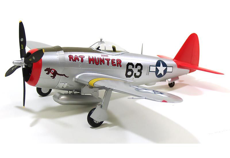 P-47D Thunderbolt - 1/48 - Easy Model 39309  - BLIMPS COMÉRCIO ELETRÔNICO