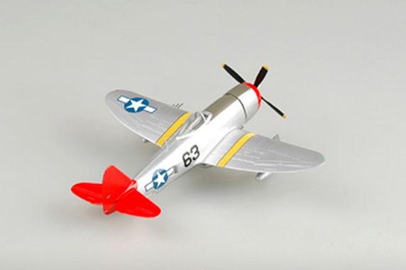 P-47D Thunderbolt - 1/72 - Easy Model 39204  - BLIMPS COMÉRCIO ELETRÔNICO