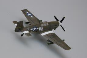 P-51B Mustang Fighter - 1/72 - Hobbyboss 80242  - BLIMPS COMÉRCIO ELETRÔNICO
