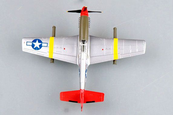 P-51C Mustang - 1/72 - Easy Model 39202  - BLIMPS COMÉRCIO ELETRÔNICO