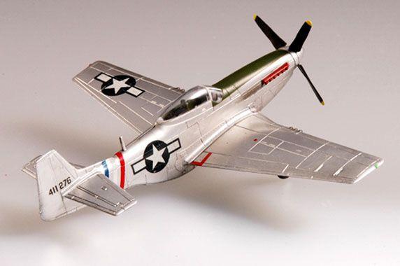 P-51D - 1/72 - Easy Model 37293  - BLIMPS COMÉRCIO ELETRÔNICO