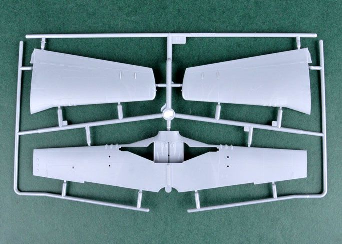 P-51D Mustang IV - 1/48 - HobbyBoss 85802  - BLIMPS COMÉRCIO ELETRÔNICO
