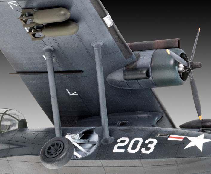 PBY-5A Catalina - 1/72 - Revell 03902  - BLIMPS COMÉRCIO ELETRÔNICO