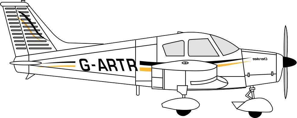 Piper Cherokee - 1/48 - Minicraft 11677  - BLIMPS COMÉRCIO ELETRÔNICO