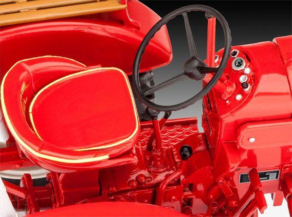 Porsche Junior 108 - 1/24 - Revell 07820  - BLIMPS COMÉRCIO ELETRÔNICO