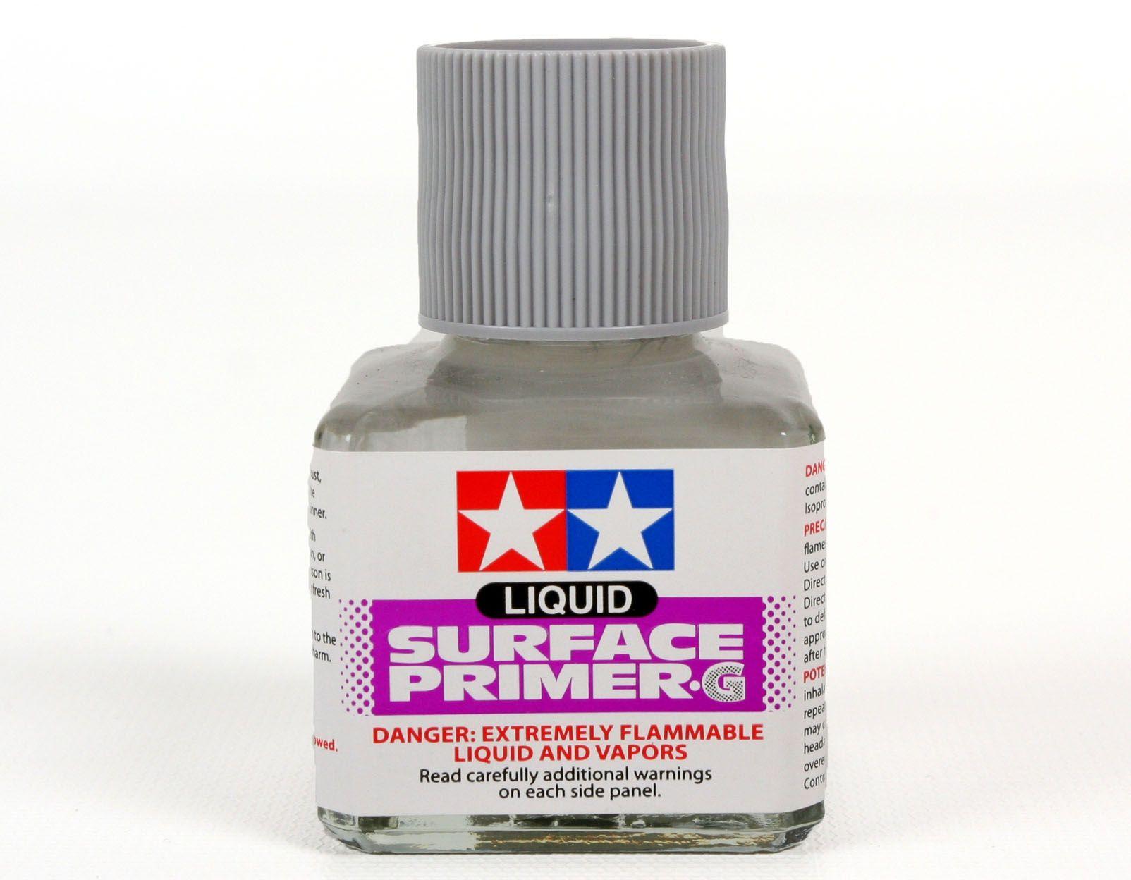 Primer Cinza - 40 ml - Tamiya 87075  - BLIMPS COMÉRCIO ELETRÔNICO
