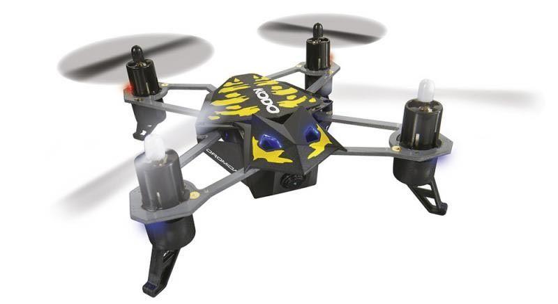 Quadricóptero KODO RTF com câmera - DID E0005  - BLIMPS COMÉRCIO ELETRÔNICO