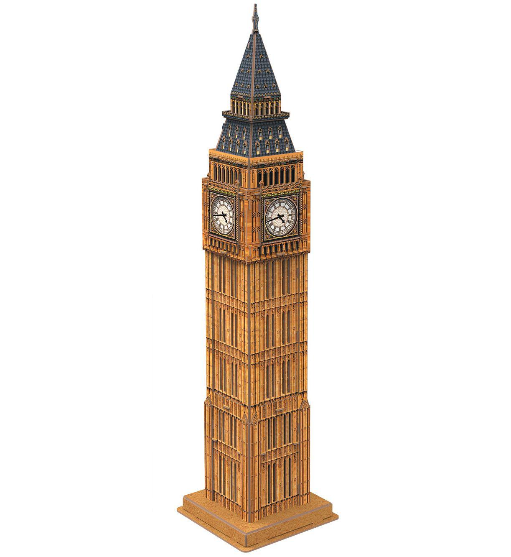 Quebra-cabeça 3D (3D Puzzle) Big Ben - Revell 00201  - BLIMPS COMÉRCIO ELETRÔNICO