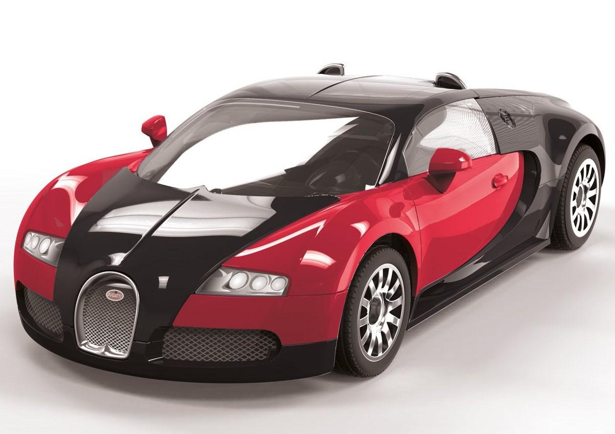 Quick Build Bugatti Veyron 16.4 - Airfix J6020  - BLIMPS COMÉRCIO ELETRÔNICO