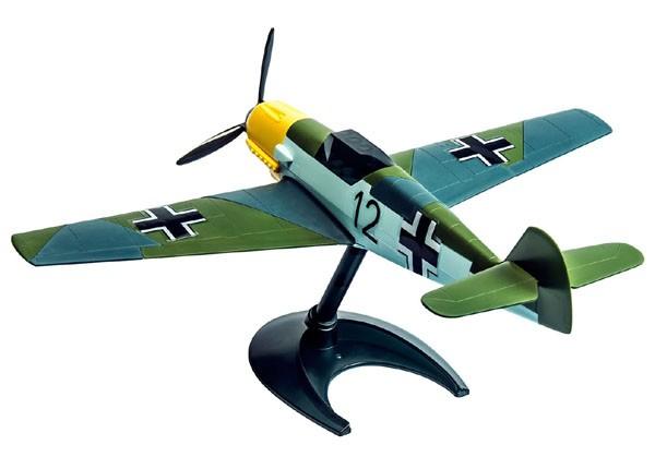 Quick Build Messerschmitt Bf109e - Airfix J6001  - BLIMPS COMÉRCIO ELETRÔNICO
